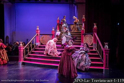 La Traviata Act 1