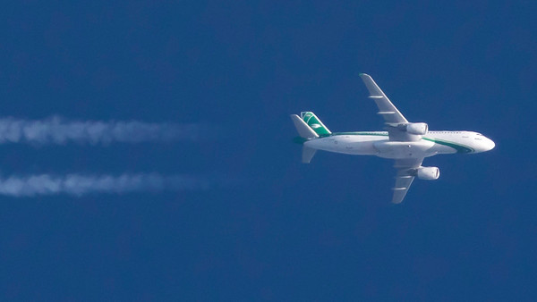 YI-ARA - Airbus A320-214