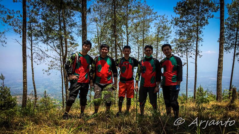 Day 2 - #1 Cemoro Sewu Enduro trails