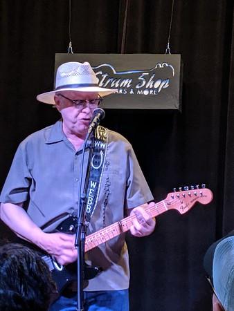 Webb Wilder at the Strum Shop