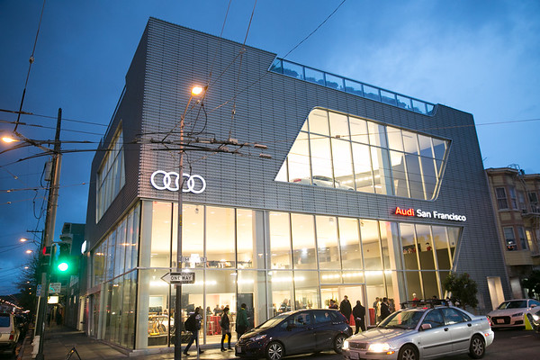 2017.02.08 Audi San Francisco Event