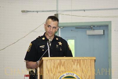 Ben's Graduation - Vermont Police Academy