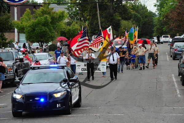 Home Town Parade 2015