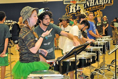2016-07-24 to 28 Band Camp