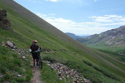 Colorado Trail, Buena Vista To Silverton