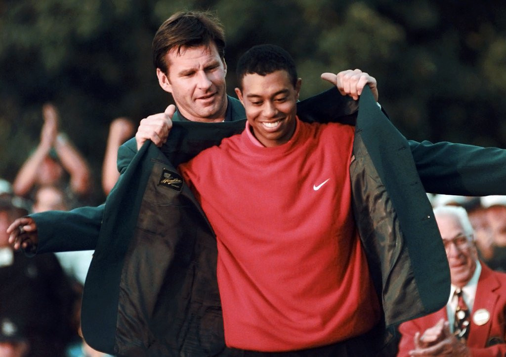 ". <p>1. TIGER WOODS <p> Won�t be taking any illegal drops at Augusta this year. (unranked) <p><b><a href=\'http://www.twincities.com/sports/ci_25467076/tiger-woods-will-miss-masters-after-back-surgery\' target=""_blank\""> HUH?</a></b> <p>   <p>OTHERS RECEIVING VOTES <p> Glen Taylor, Chevrolet Cobalt, Minnesota Gophers, Wellington�s Castillo�s groin area, Glenn Beck, Babby Parnell, Minnesota Twins, Obamacare, March, Ronan Farrow, DeSean Jackson, �Noah�, Frozen Four, Finland, Stephon Marbury, Asian carp, ocean garbage, �Chelsea Lately�, Andrew Wiggins, Oakland Coliseum sewage, Pat Boone, North & South Korea, Pam Borton, Rick Adelman, earthquakes, Opening Day, Stephen Colbert, Ray Rice, Rick Pitino, Chris Culliver, Steven Seagal, Bill Murray, Philadelphia 76ers, Chris Christie, Michigan State Spartans & Michigan Wolverines, Lululemon, St. Cloud State Huskies, Ratzilla, Facebook drones, Minnesota Orchestra, Times New Roman, Piers Morgan. <p> <br><p><i> You can follow Kevin Cusick at <a href=\'http://twitter.com/theloopnow\'>twitter.com/theloopnow</a>.</i>   (AP Photo/Dave Martin, File)"