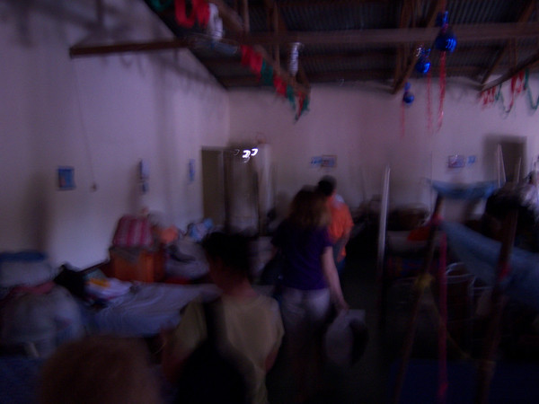 Tuesday - Nursing Home in Santa Elena, Guatemala