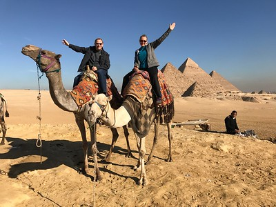 "Cruise # 51- Nile River Cruise in Egypt Onboard Uniworld's ""River Tosca""- December, 2016/January, 2017"
