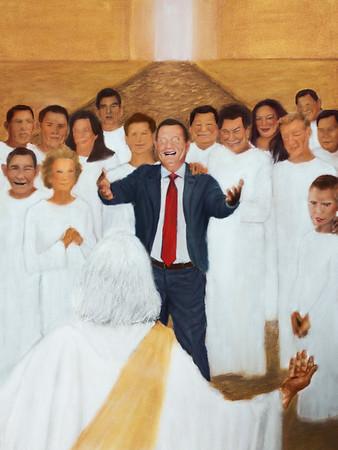 Pastor Sammy Allen
