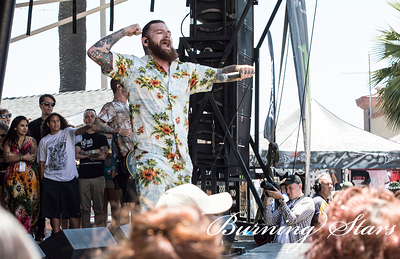 Senses Fail @ Seaside Park (Ventura, CA); 6/21/15