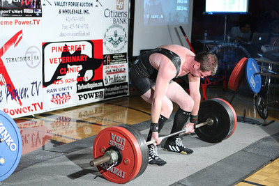 Group 2 Deadlifters