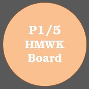 P1/5 HMWK