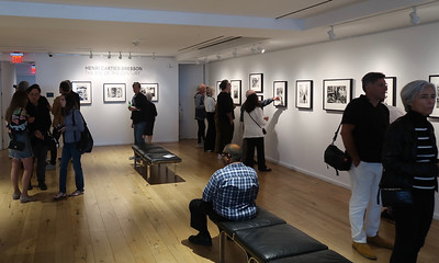 Henri Cartier-Bresson Opening