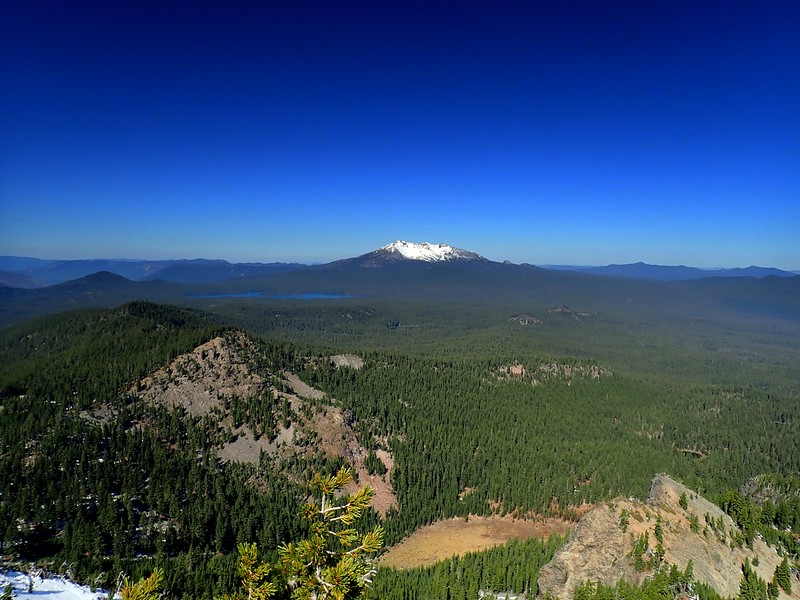 Cowhorn Mountain Deschutes National Forest Oregon
