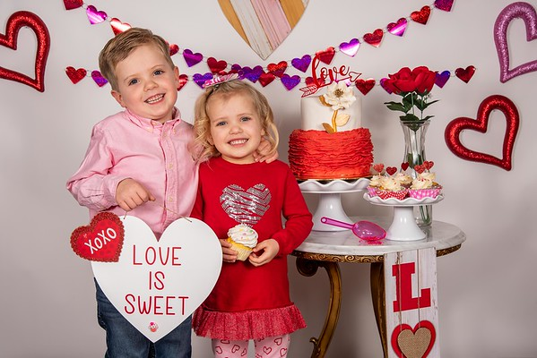 Love is Sweet Minis - Tracy Wesoloski