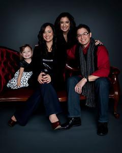 Tiana+Family Winter 2011