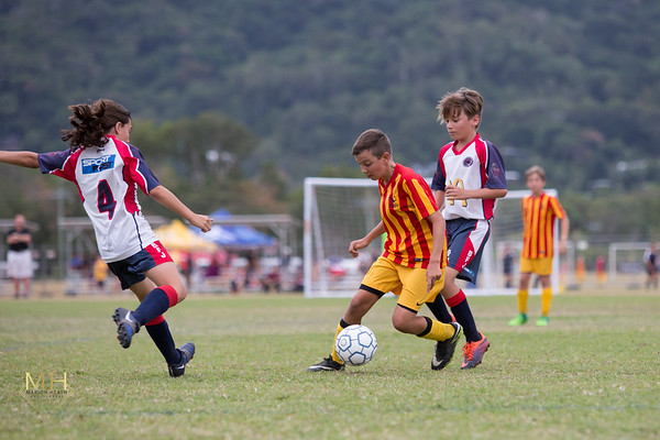 NQ Football - Cairns Day1