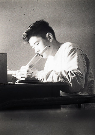 048 WW - Your truly Berkeley Richmond 1947-48