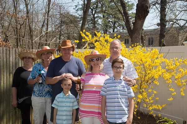Family Easter celebration - April 16, 2017