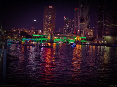 2020-12-19...Tampa Christmas Boat Parade