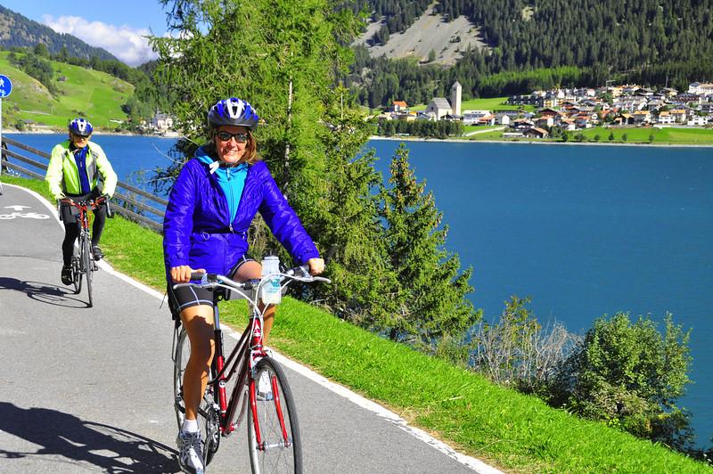 Heidi heading our way