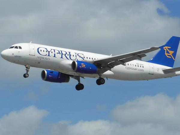 Cyprus Airways (CY)