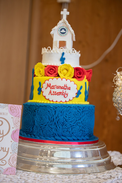 Maranatha Assembly 5th Year Anniversary ( 2019)