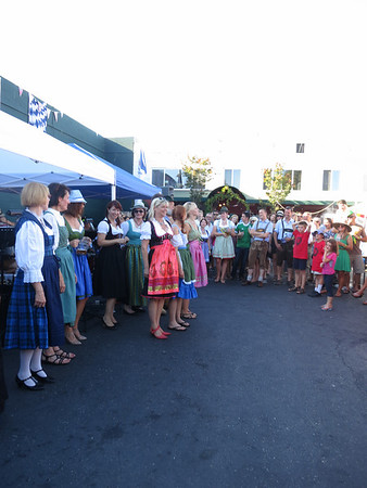 Oktoberfest at Gourmet Haus 2013