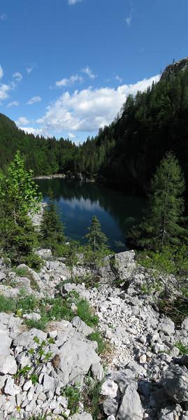 Szlovénia - Bohinji-tó környéke