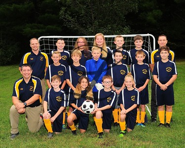 Wellston  Fall Soccer 2018