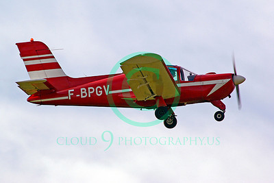 Morane-Saulnier MS-893A Ralleye Commodore Light Civil Aviation Airplane Pictures