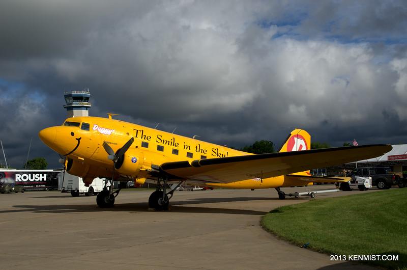 Duggy DC-3