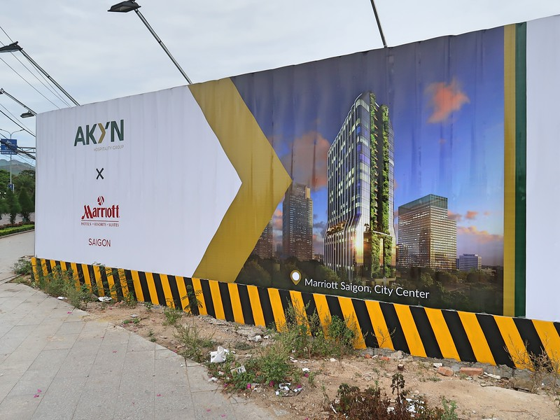 Marriott Saigon