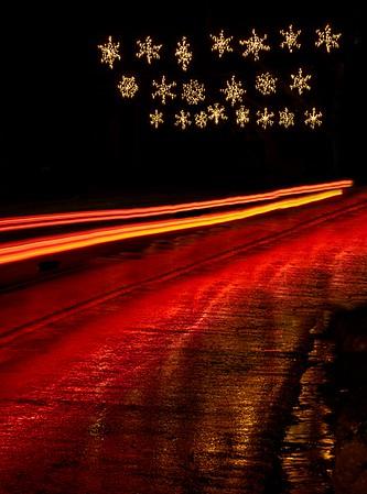 Hubbard Park  Meriden Holiday Lights