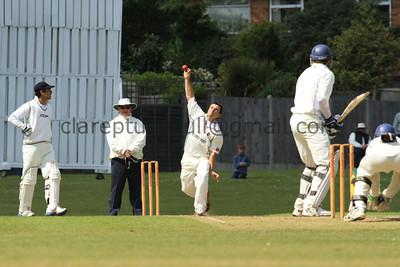 Cricket Roffey 1st XI v Horsham 1st XI 18 05 13