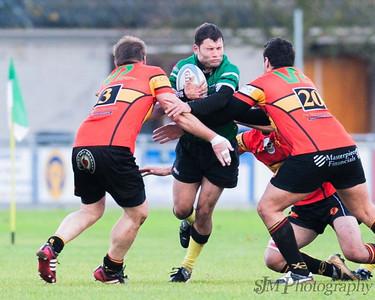 Delft 1 vs Dukes 2 11 November 2012