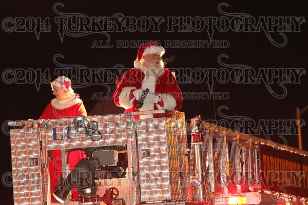 2014 Christmas Parade (Farmington)