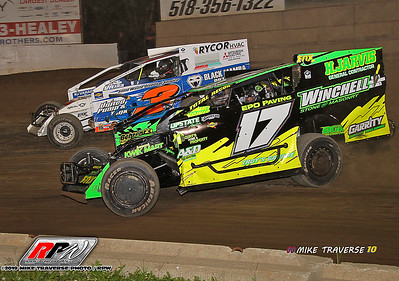 Accord Speedway - 8/23/19 - Mike Traverse