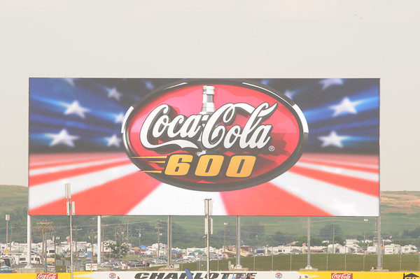 Charlotte Motor Speedway - Coca Cola 600 - May 29, 2011