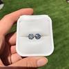 4.08ctw Old European Cut Diamond Pair, GIA I VS2, I SI1 37