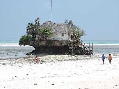 Michamvi Pingue Peninsula, Zanzibar