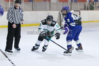 2018 11 11 St. Mary's Vs. Tahoe Hockey Academy