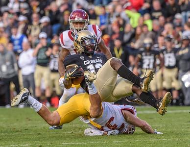 NCAA - Football - CU vs USC - 20171111