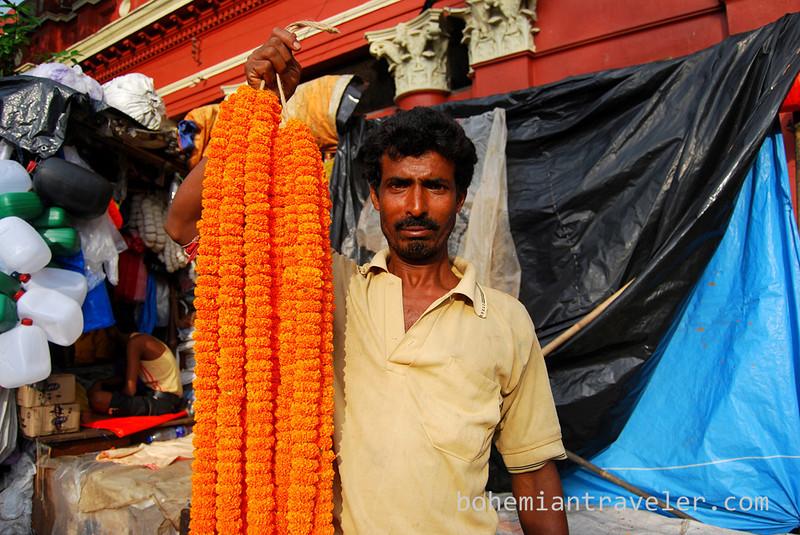 Flower Market in Calcutta India (6).jpg