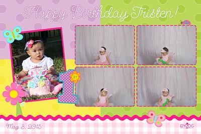 Happy Birthday Tristen (prints)