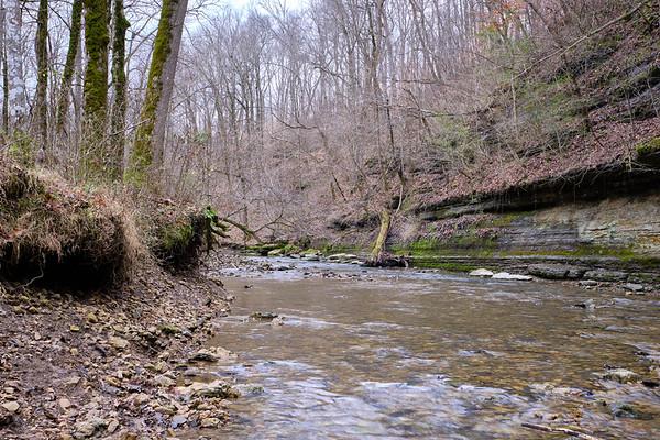 January Hike at Short Springs