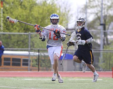 Penn Yan Lacrosse 4-28-12