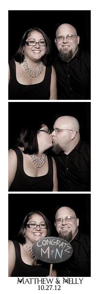 LA 2012-10-27 Matthew & Nelly