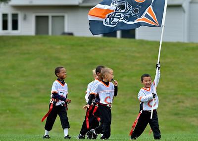 Flag-Bears vs. Redskins 9-29-12