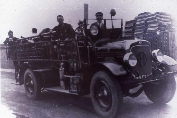 Brockton Apparatus of the 1920's